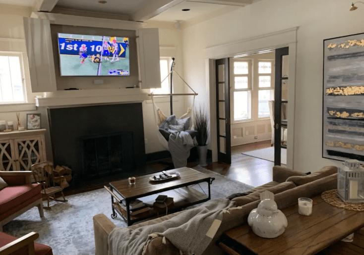 little 5 points rental airbnb atlanta