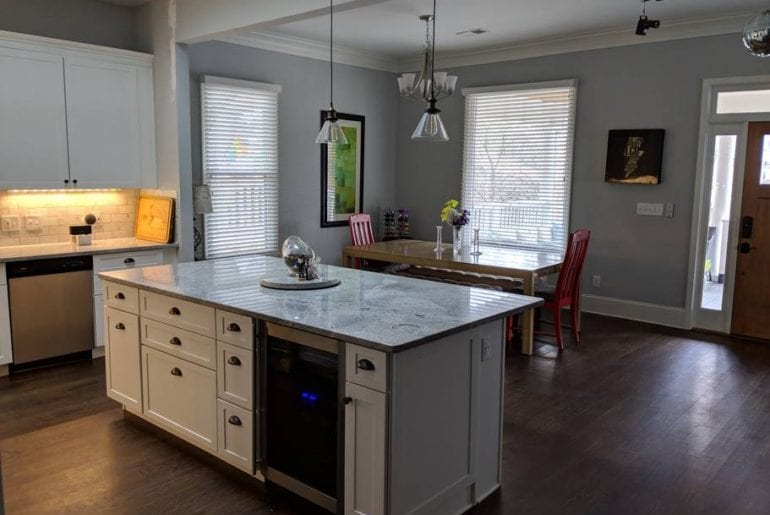 craftsman home airbnb atlanta