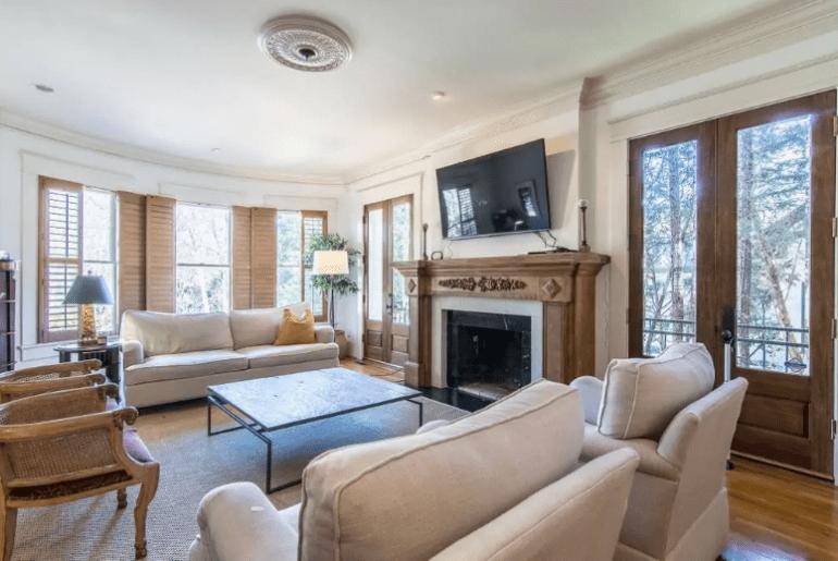luxury home midtown atlanta airbnb