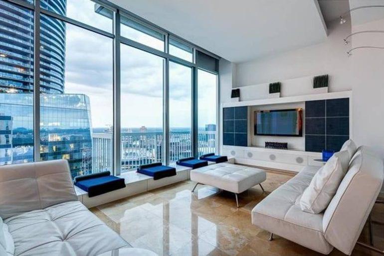 modern buckehad penthouse