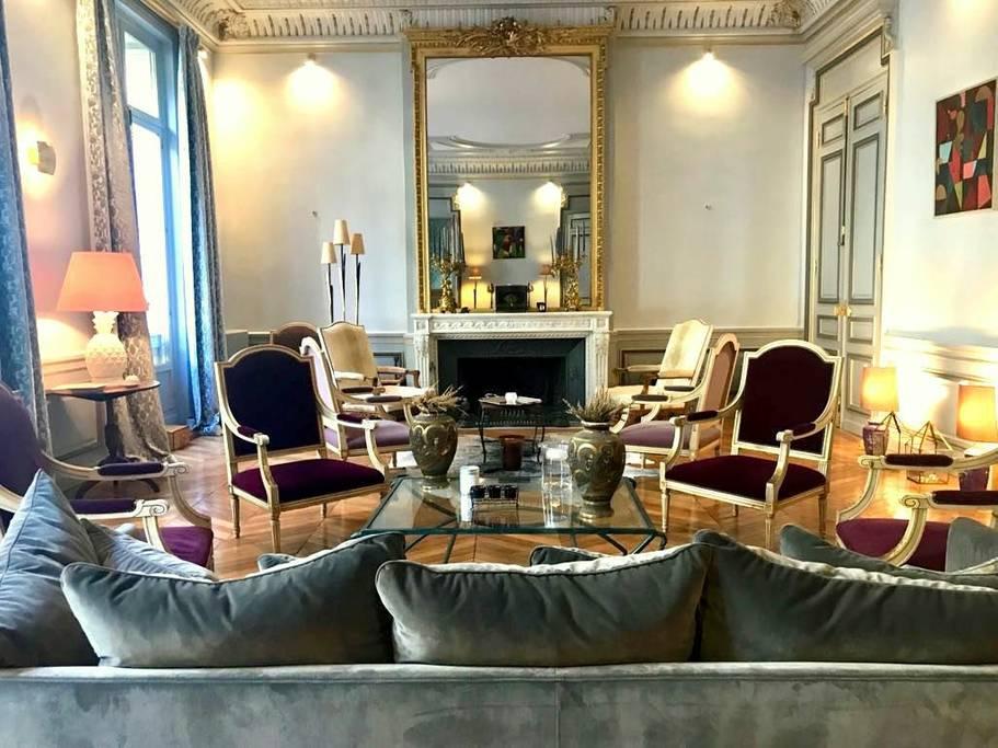 exceptional paris airbnb home in quiet area