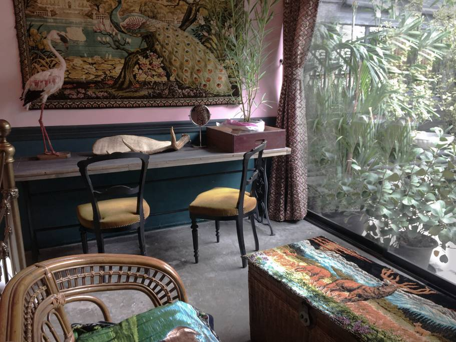 incredible animal themed airbnb in bangkok