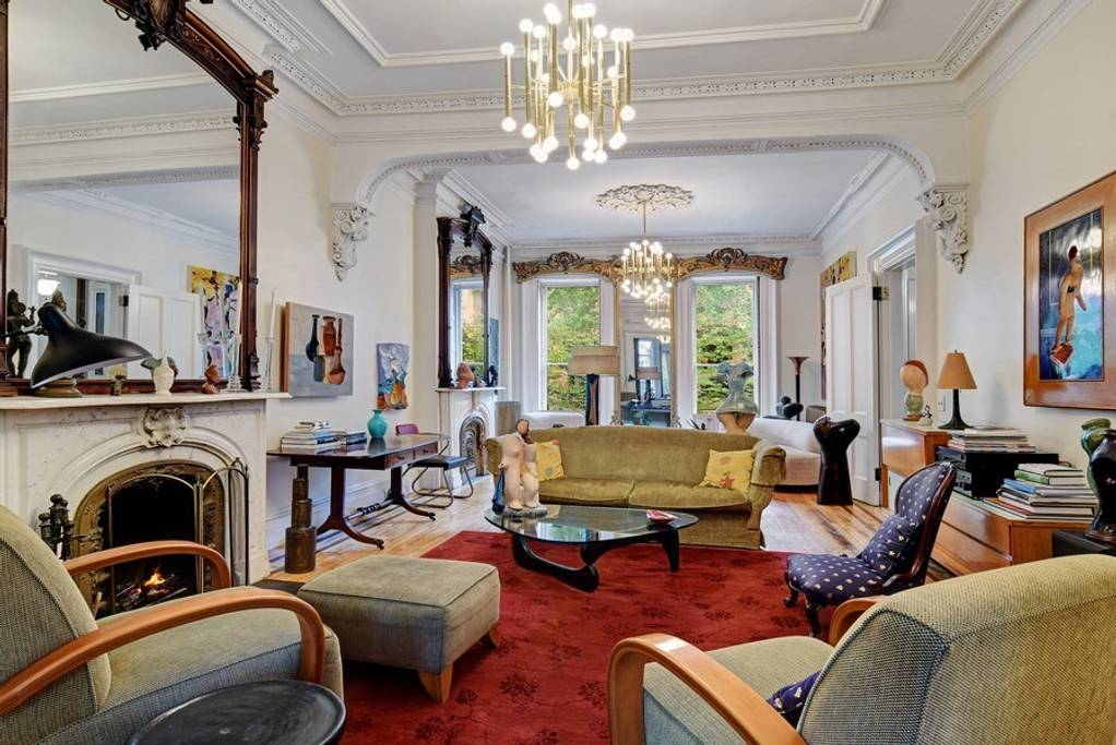 classic brooklyn townhouse airbnb new york