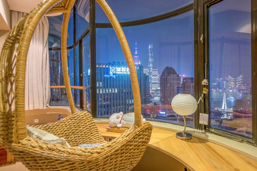 japanese style airbnb apartment in bund area shanghai