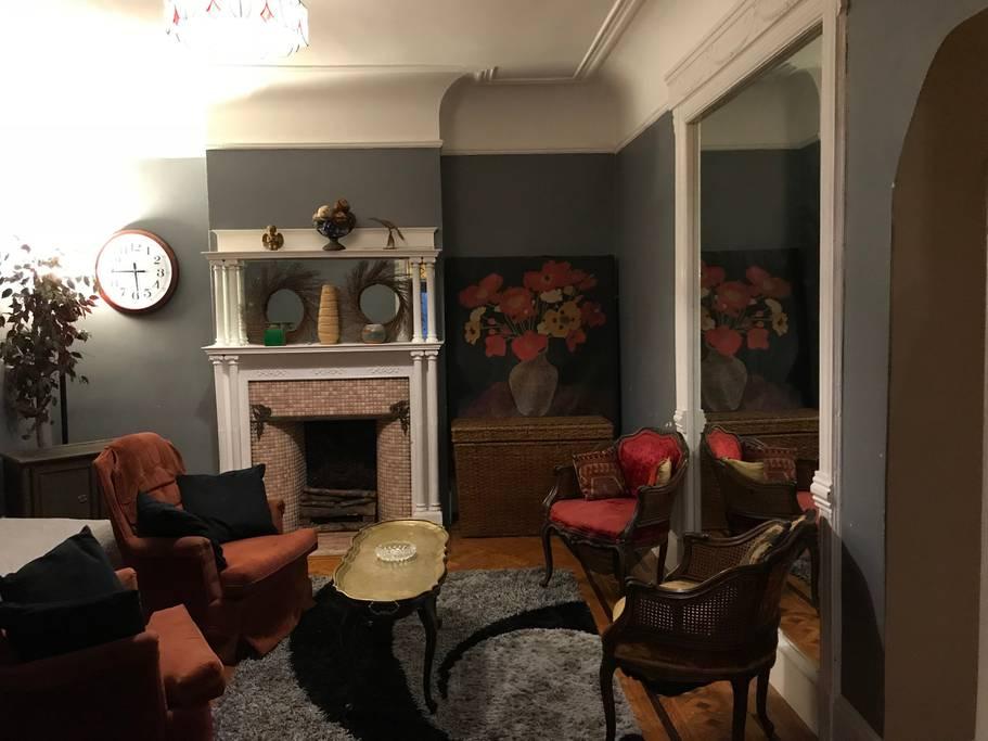 victorian flatbush airbnb property brooklyn