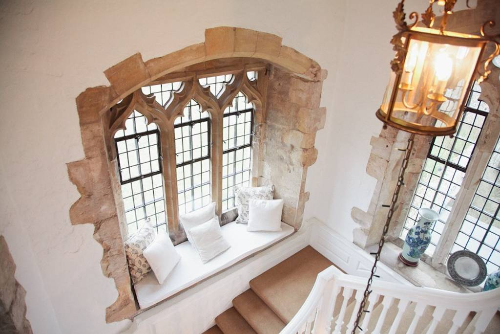 12th century converted english priory airbnb