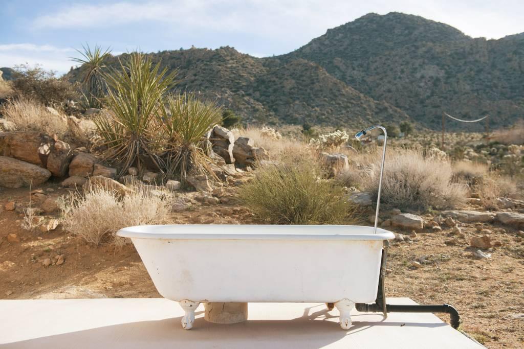 desert adobe home airbnb near coachella