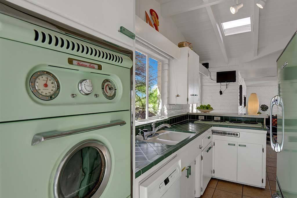 howard hughes home airbnb coachella festival