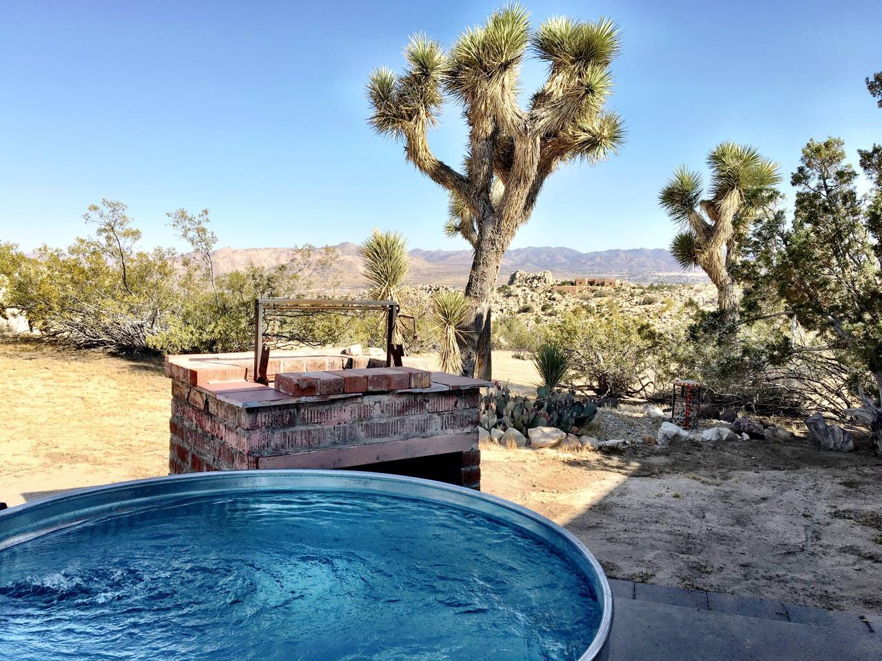 desert bungalow in yucca valley airbnb