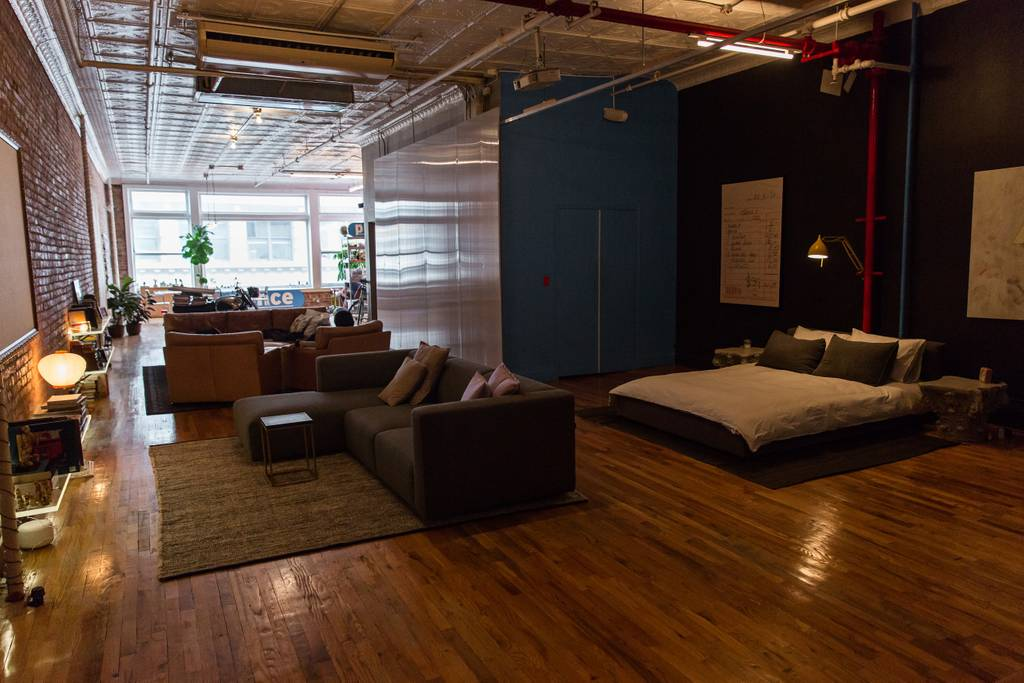 fabulous airbnb loft space new york city