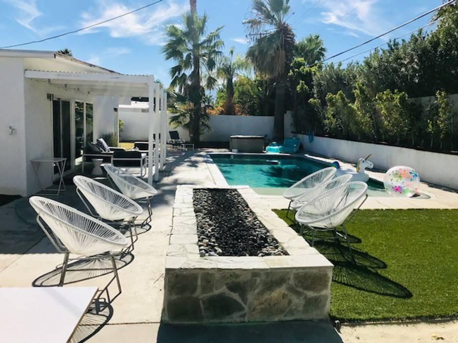 palm springs ranch home near coachella