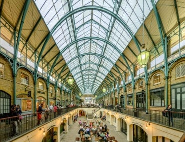 covent garden in london for shopping