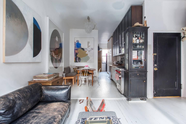 ultra modern new york city loft space