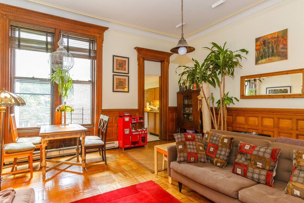 upper west side brownstone with private courtyard ny airbnb