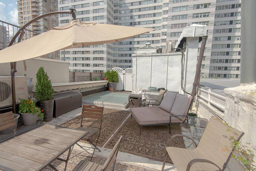upper east side penthouse airbnb new york