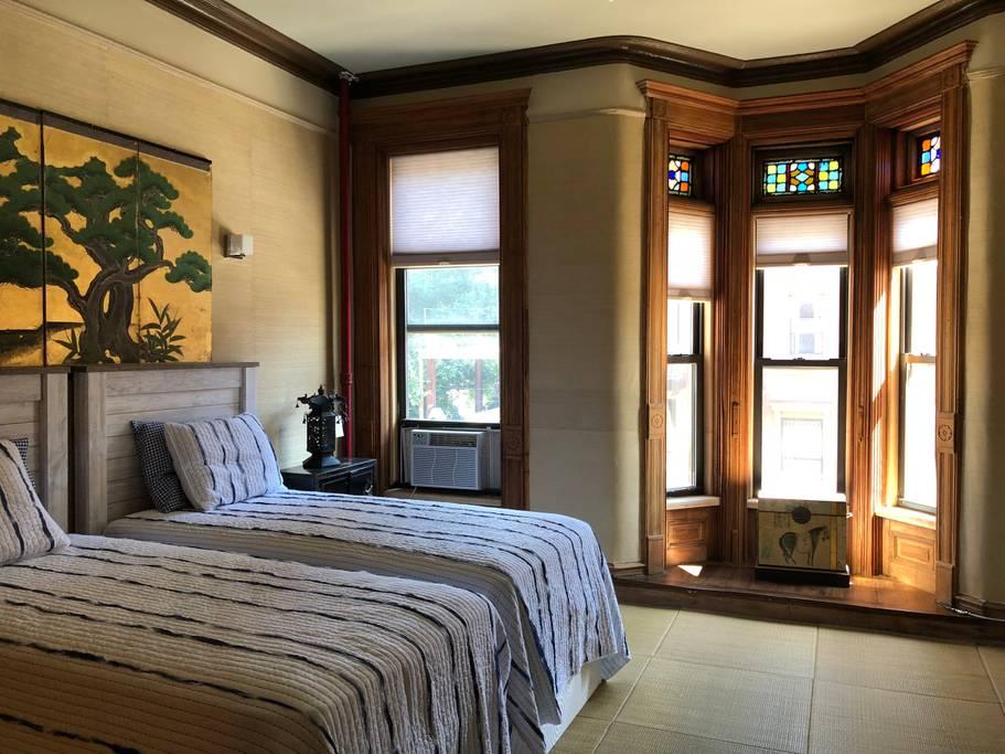 the kimono suite cool new york apartment