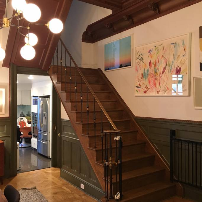 luxury brownstone close to MOMA and other attractions nyc