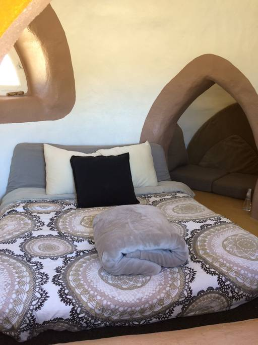 unique pod style airbnb house great for coachella visitors
