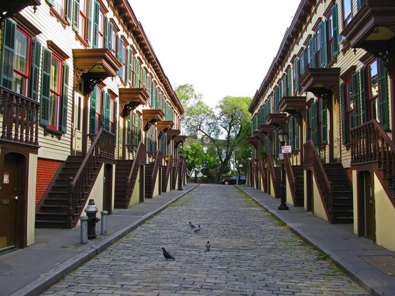 restored historic home on jumel estate nyc