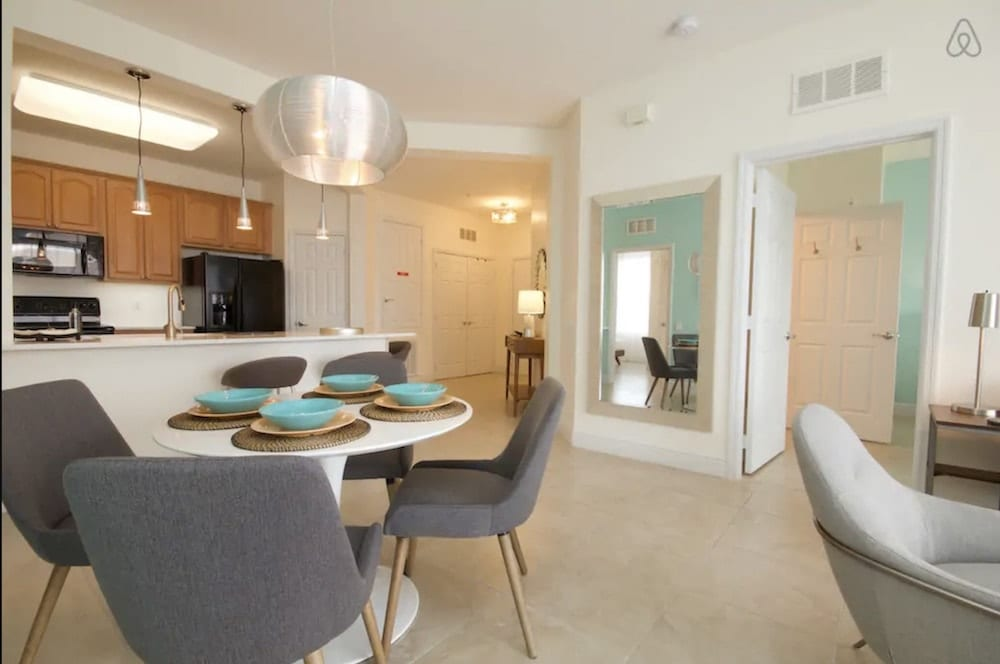 large airbnb penthouse in orlando florida
