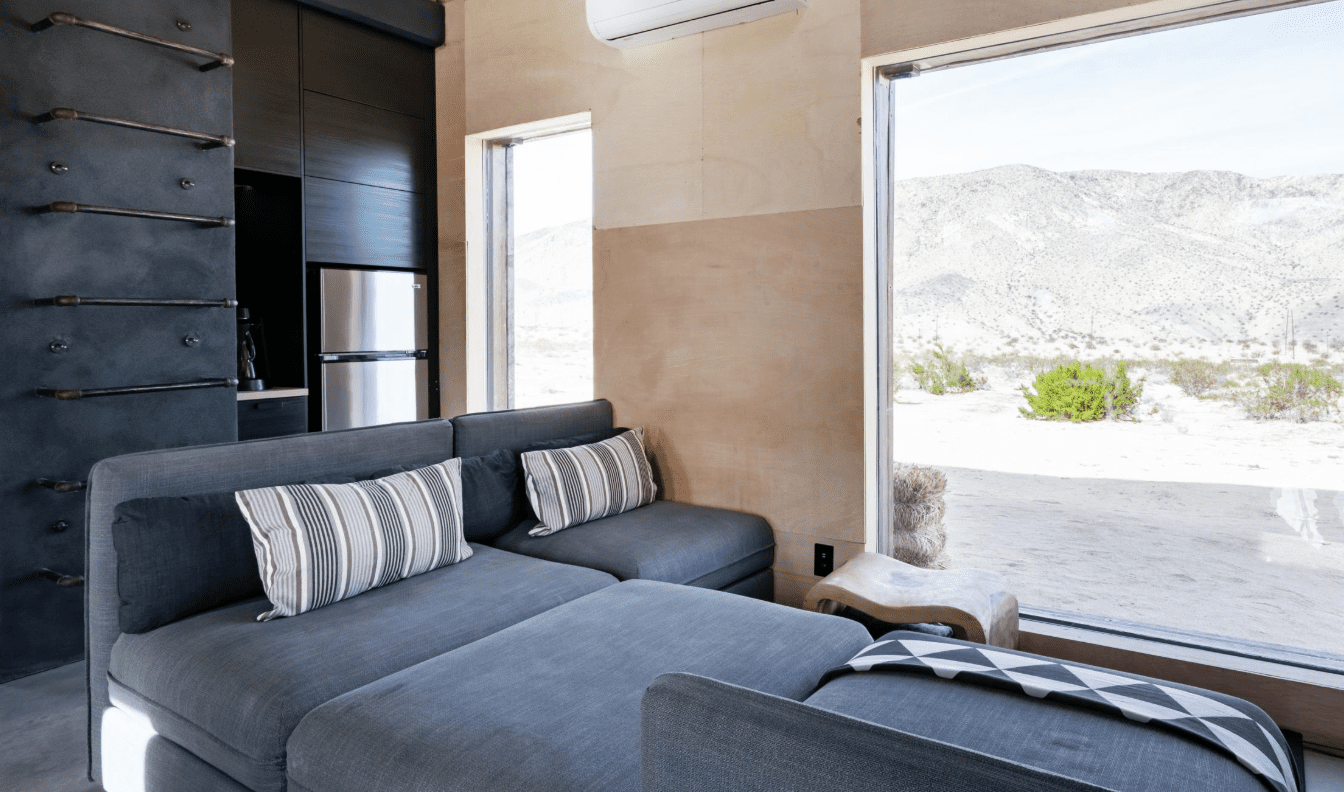 off the grid airbnb home for coachella