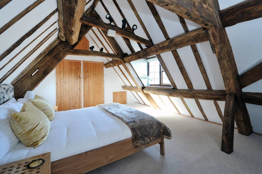 tudor farmhouse in the english countryside from airbnb