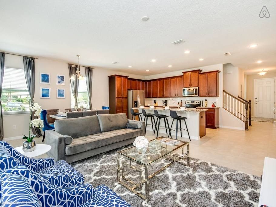 Beautiful Townhouse With Resort Amenities By SeaWorld