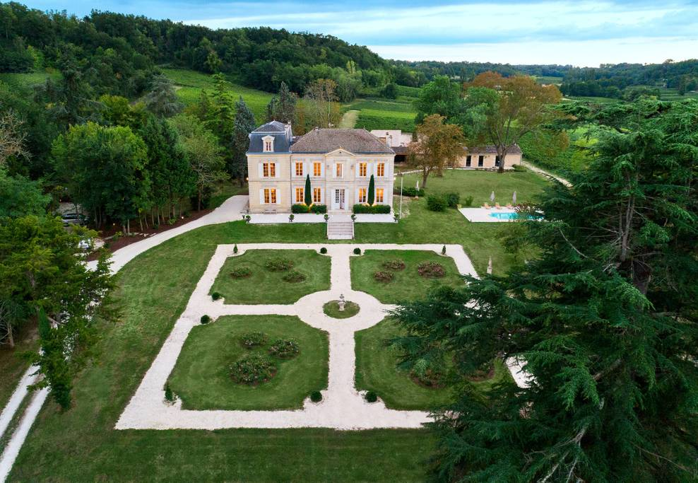 huge french chateau with swimming pool airbnb